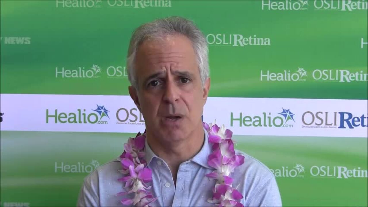 VIDEO: Visual benefits better with AMD over-treatment