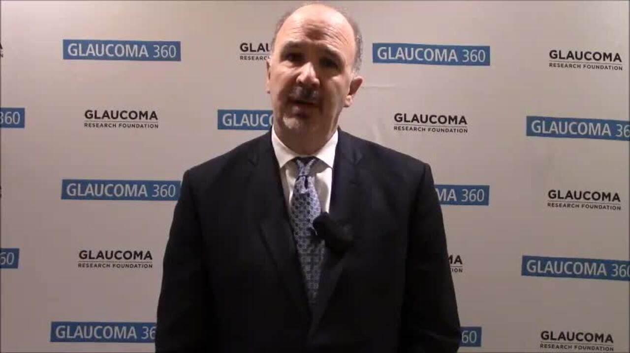 VIDEO: Industry, clinician cooperation part of the 'magic' of Glaucoma 360