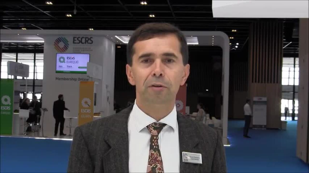 VIDEO: New frontier of biocompatible corneal inlays for presbyopia