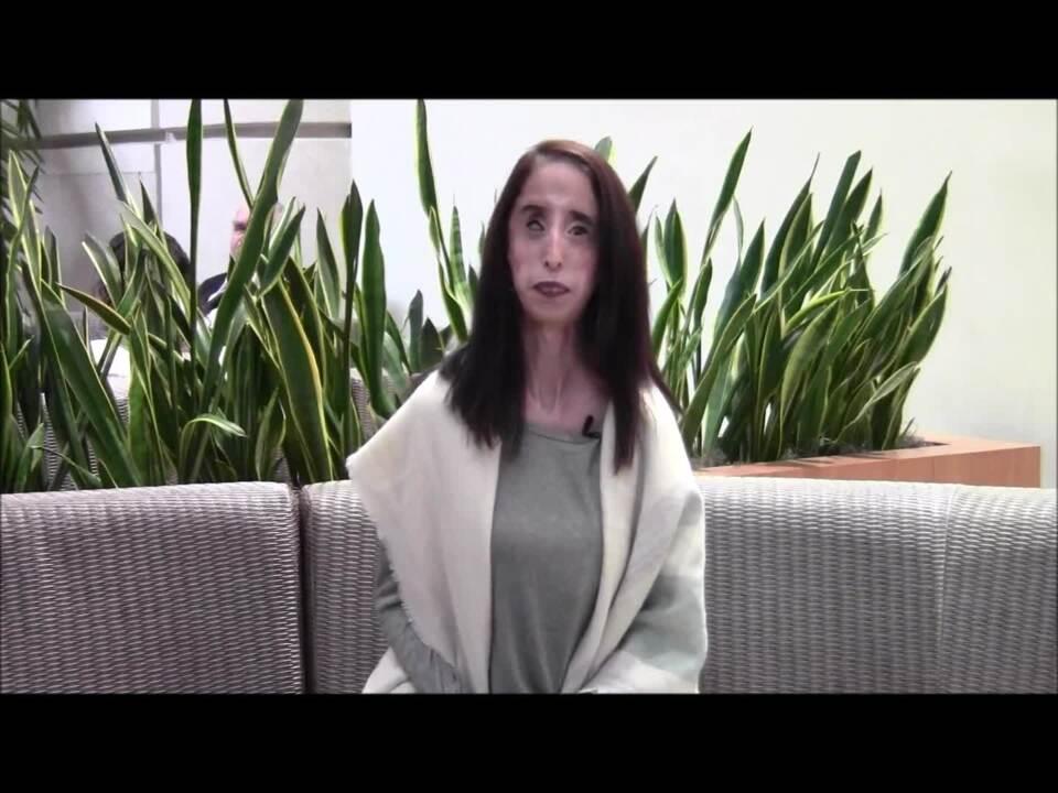 VIDEO: Lizzie Velásquez asks pediatricians to be the voice of their patients
