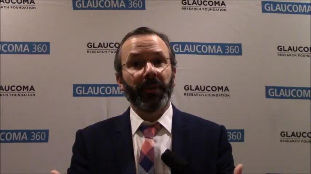 VIDEO: Virtual reality glaucoma testing platform under evaluation
