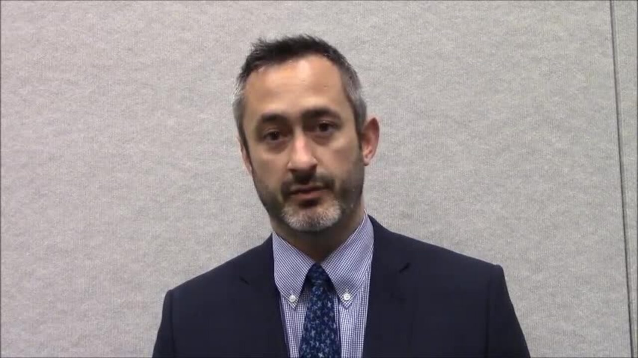 VIDEO: Cook County Health presents glaucoma studies at ARVO