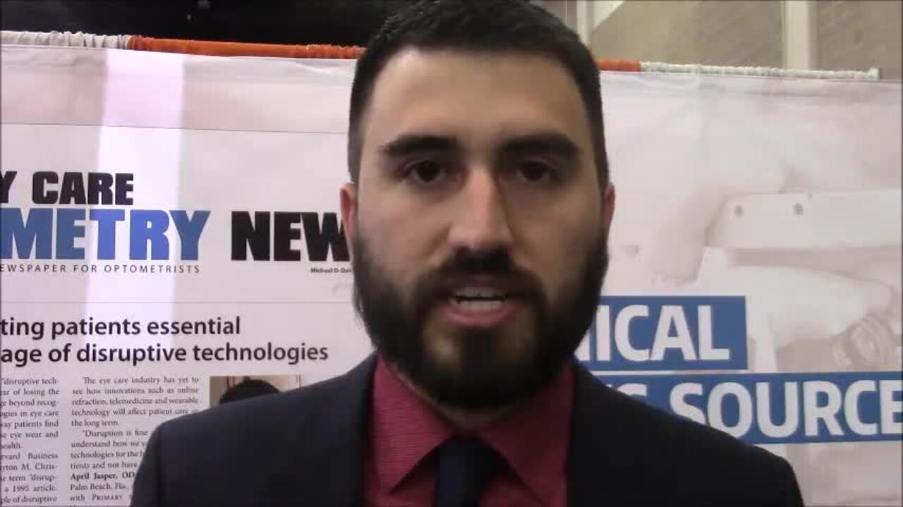 VIDEO: Study finds iStent inject safe, efficacious