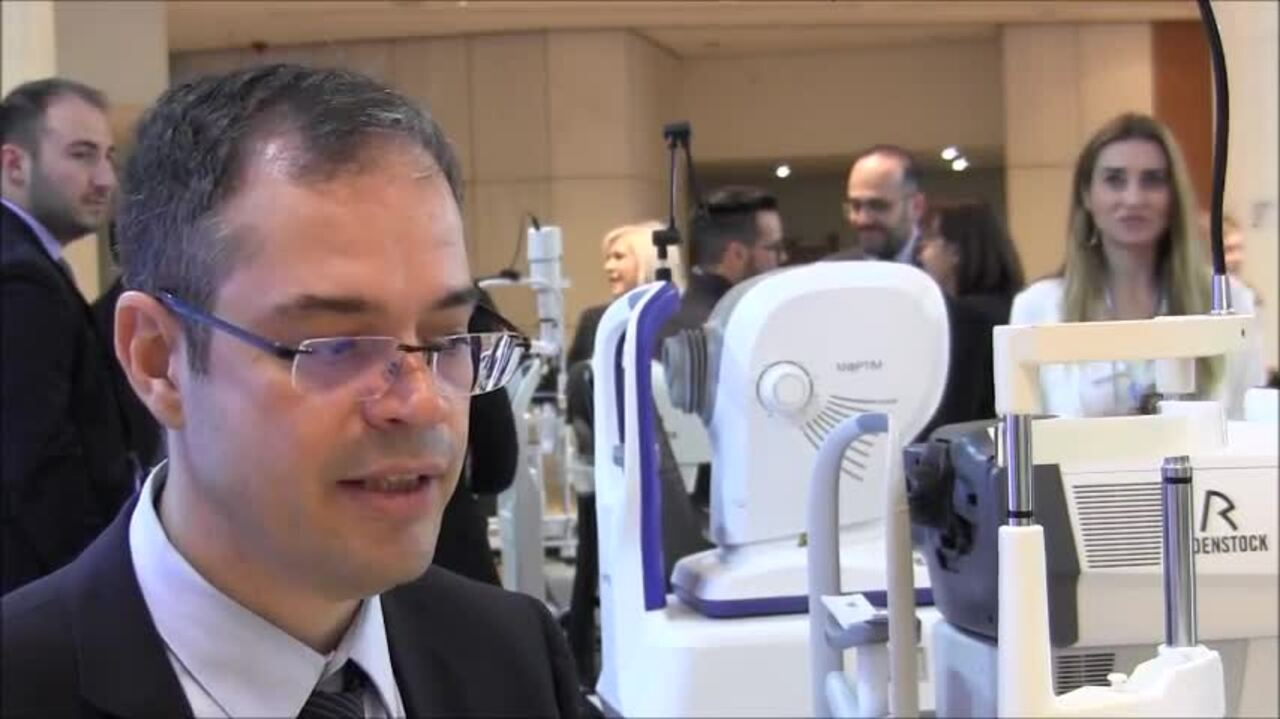 VIDEO: Remotely controlled slit lamp could benefit Greek population living on islands