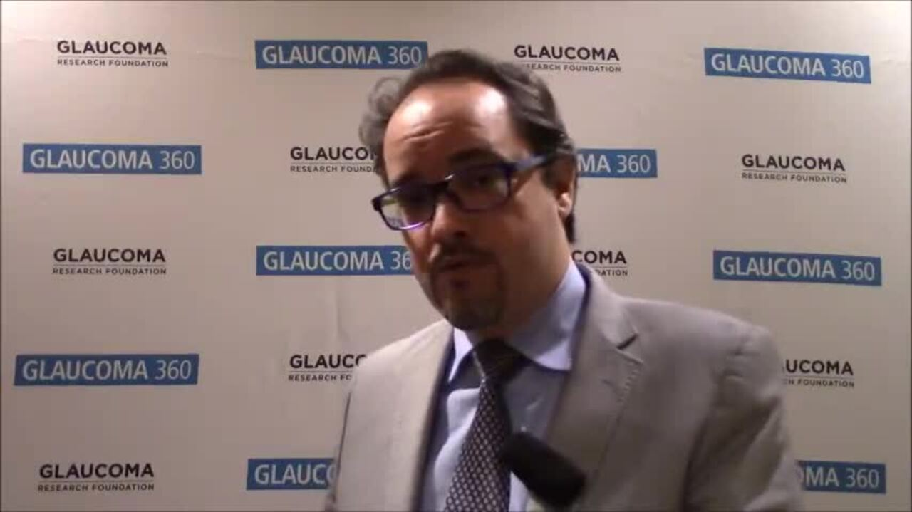 VIDEO: Virtual reality and teleophthalmology could help detect early glaucoma signs