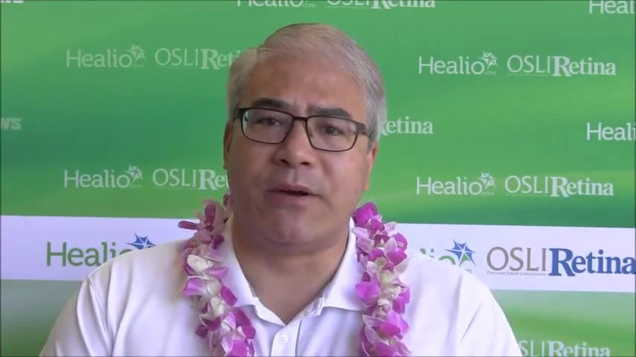VIDEO: Exciting therapies in development for treating DME