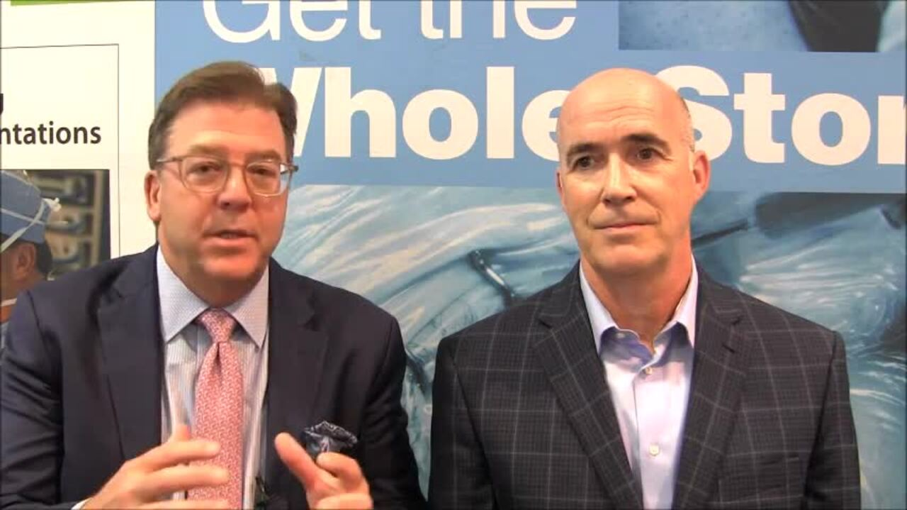 VIDEO: Addressing the need for corneal transplantation