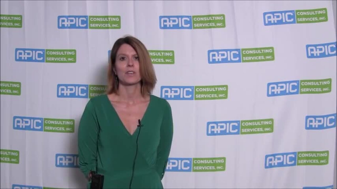 VIDEO: Supporting the role of the infection preventionist