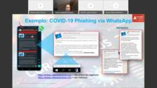 Como COVID-19 está afetando o panorama de ameaças
