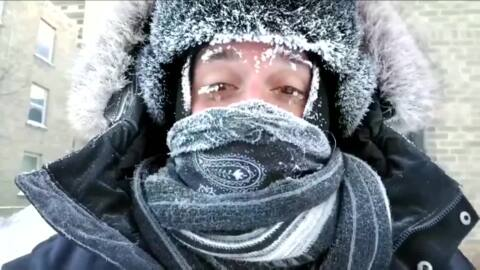 8c30da0615742 News - This province smashes century-old records for extreme cold - The  Weather Network