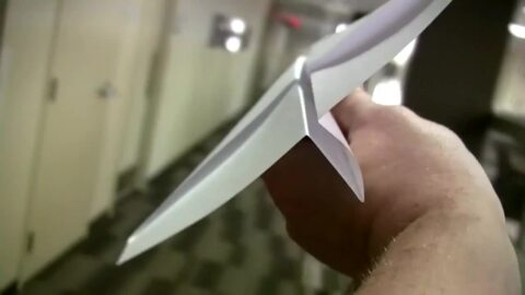 IT'S NATIONAL PAPER AIRPLANE DAY, HERE'S EVERYTHING YOU DIDN'T KNOW ABOUT PAPER AIRPLANES