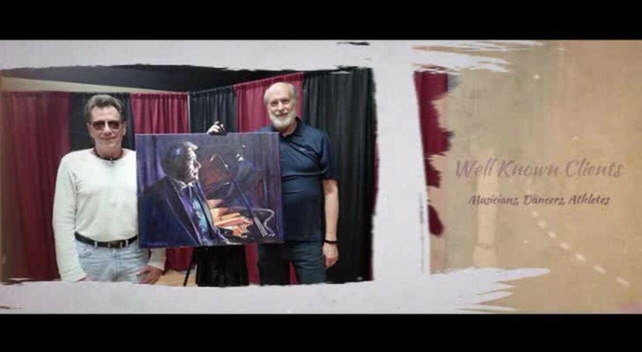 Tom Slack Professional Artist--Painting Life's Moments . . .