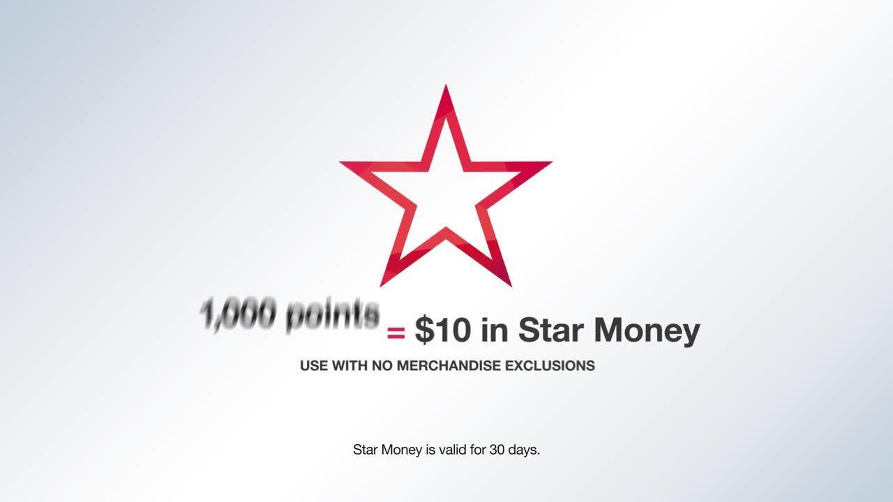 Star Money Days – Macy\'s