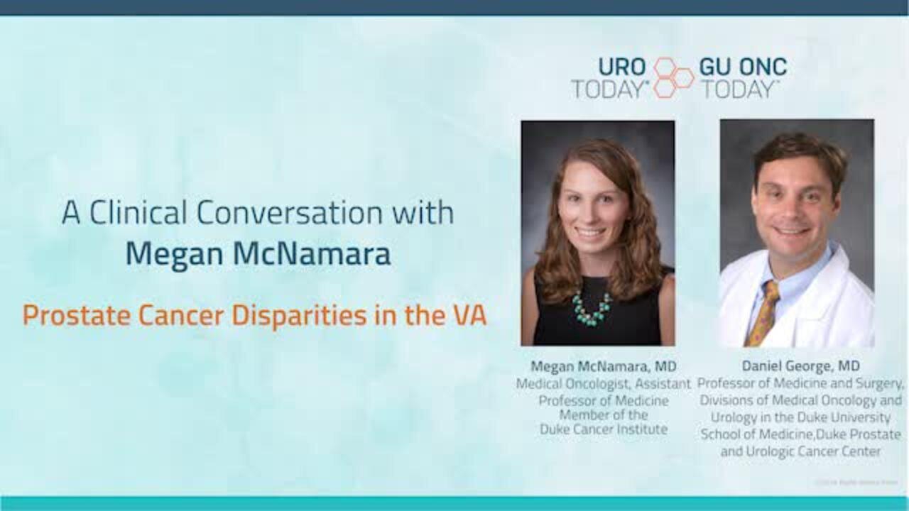 Prostate Cancer Disparities in the VA Health System - Megan McNamara
