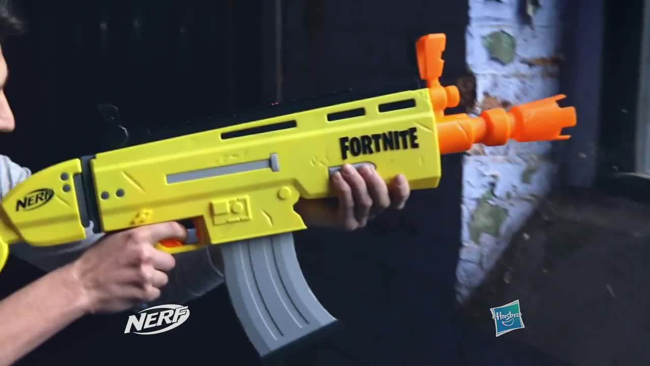 Nuevo Lanzador Fortnite AR - L