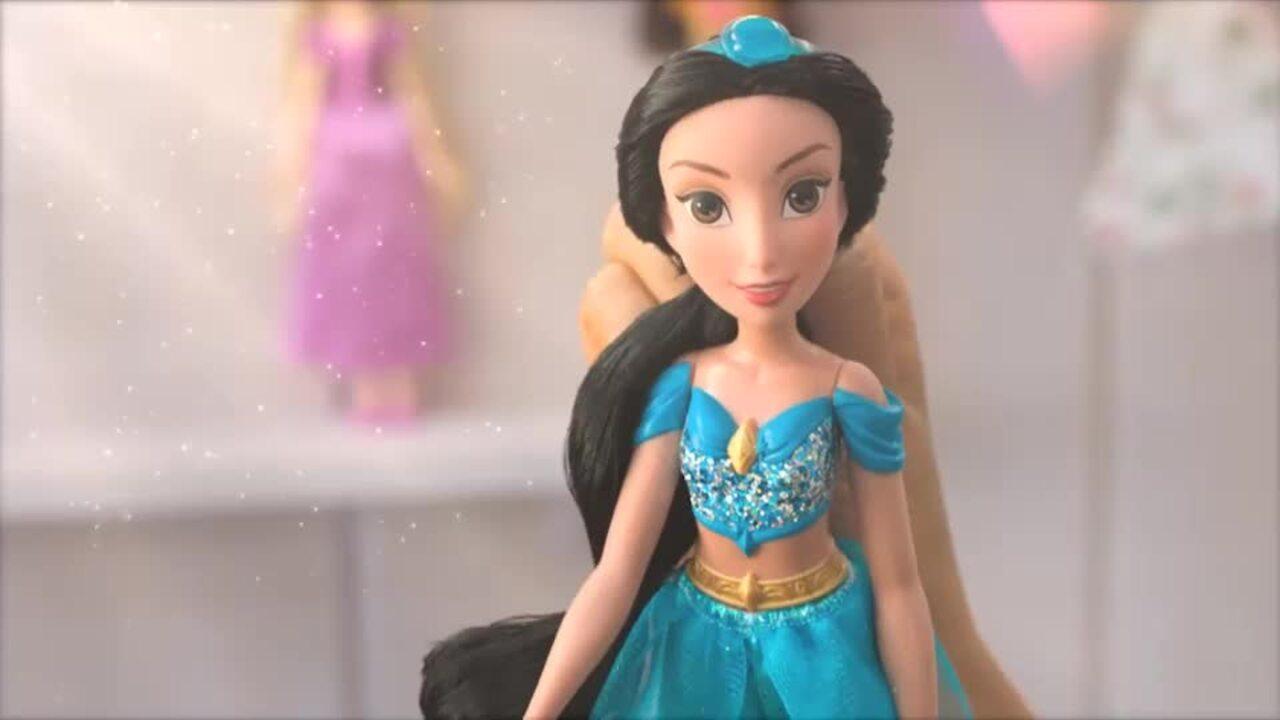 Disney Prenses Işıltılı Prensesler TV Reklamı