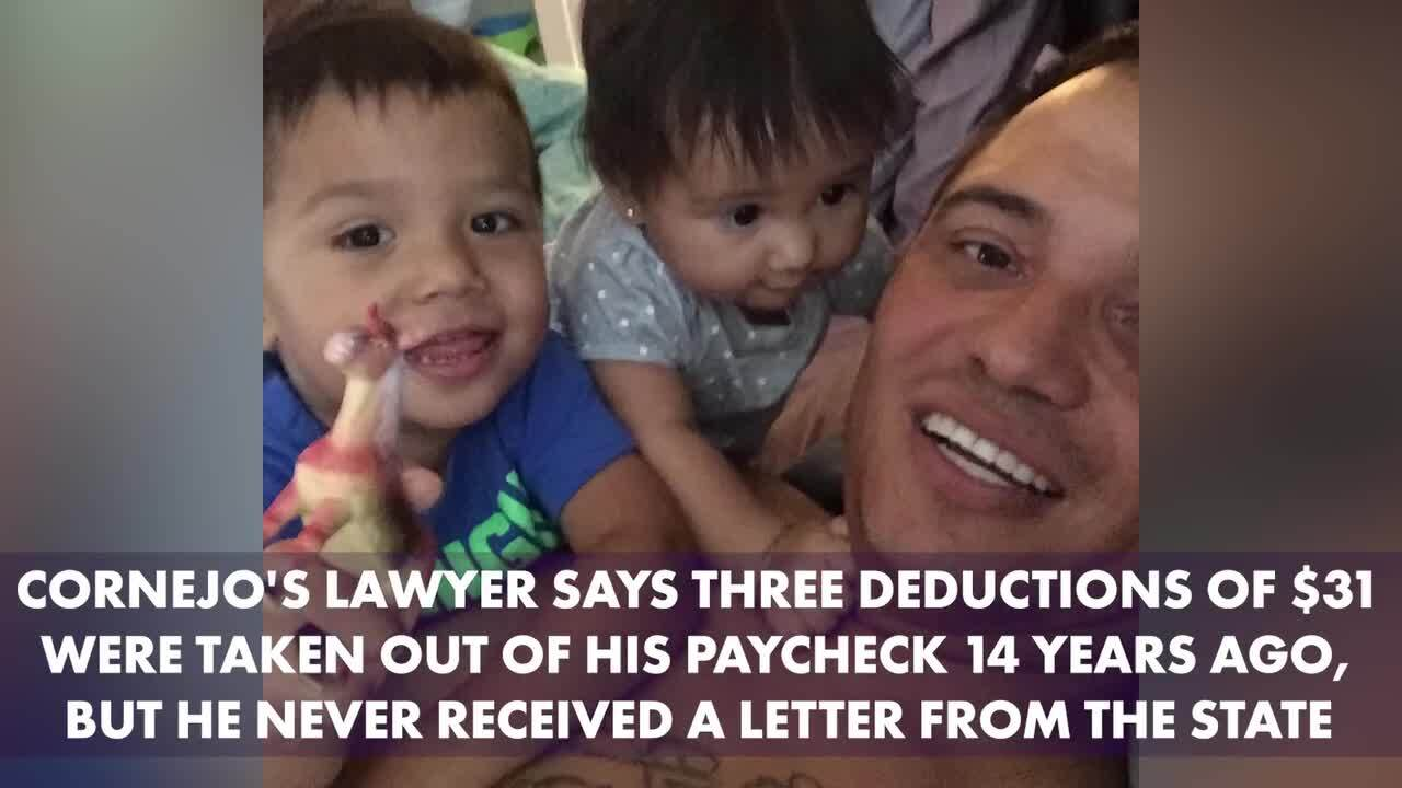 Man ordered to pay $65K in child support for kid who isn't his