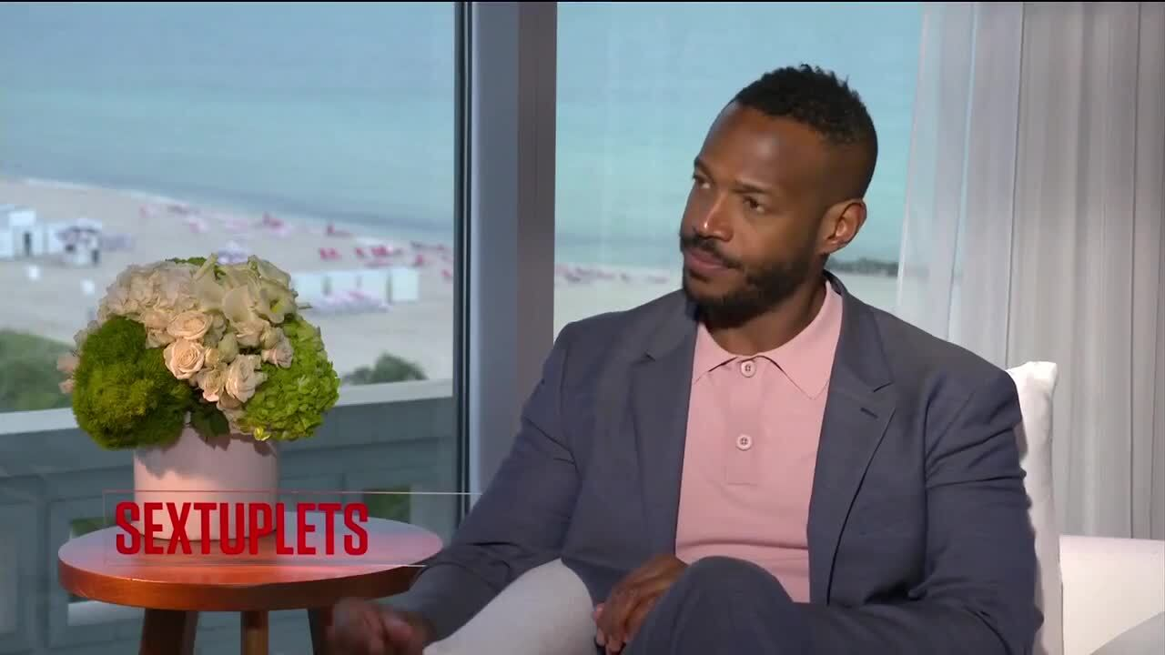 Marlon times 7: Wayans tracks down long-lost siblings in new Netflix