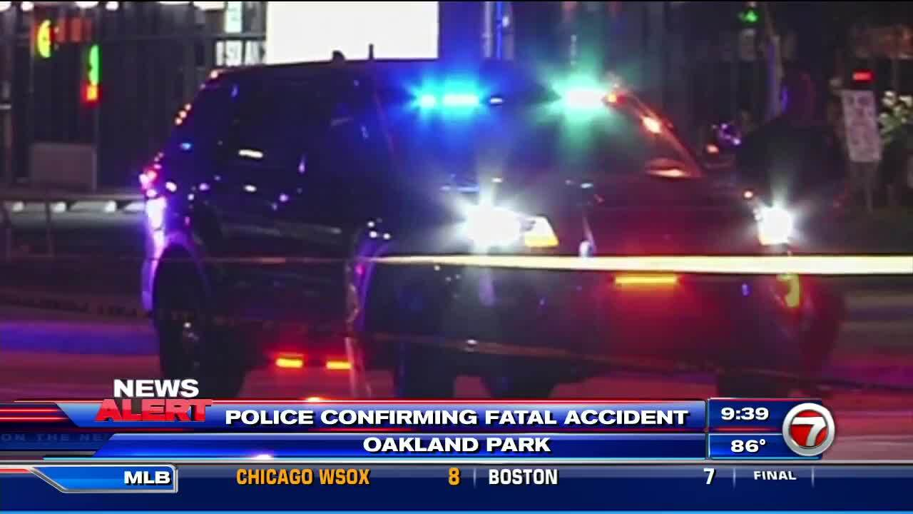1 dead, 3 injured after crash in Oakland Park – WSVN 7News | Miami