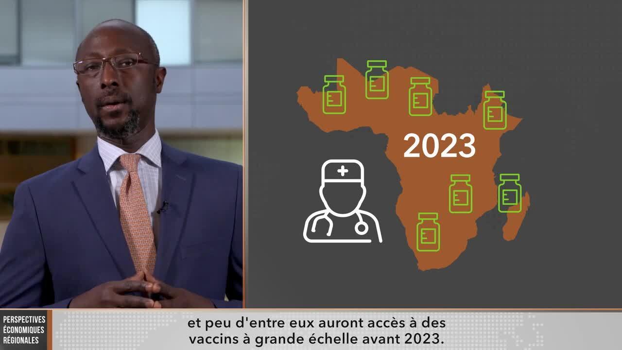 Perspectives économiques régionales pour l'Afrique subsaharienne, avril 2021