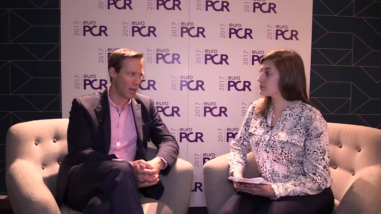 EuroPCR Wrap-Up 2017: Yael L. Maxwell with Dr. Darren Mylotte