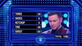 Scotty McCreery vs. Chris Kattan and Amber Riley vs. Tori Spelling & Dean McDermott