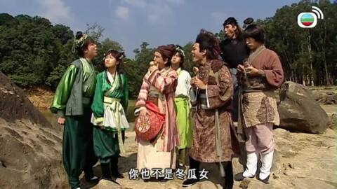 大冬瓜-The Winter Melon Tale