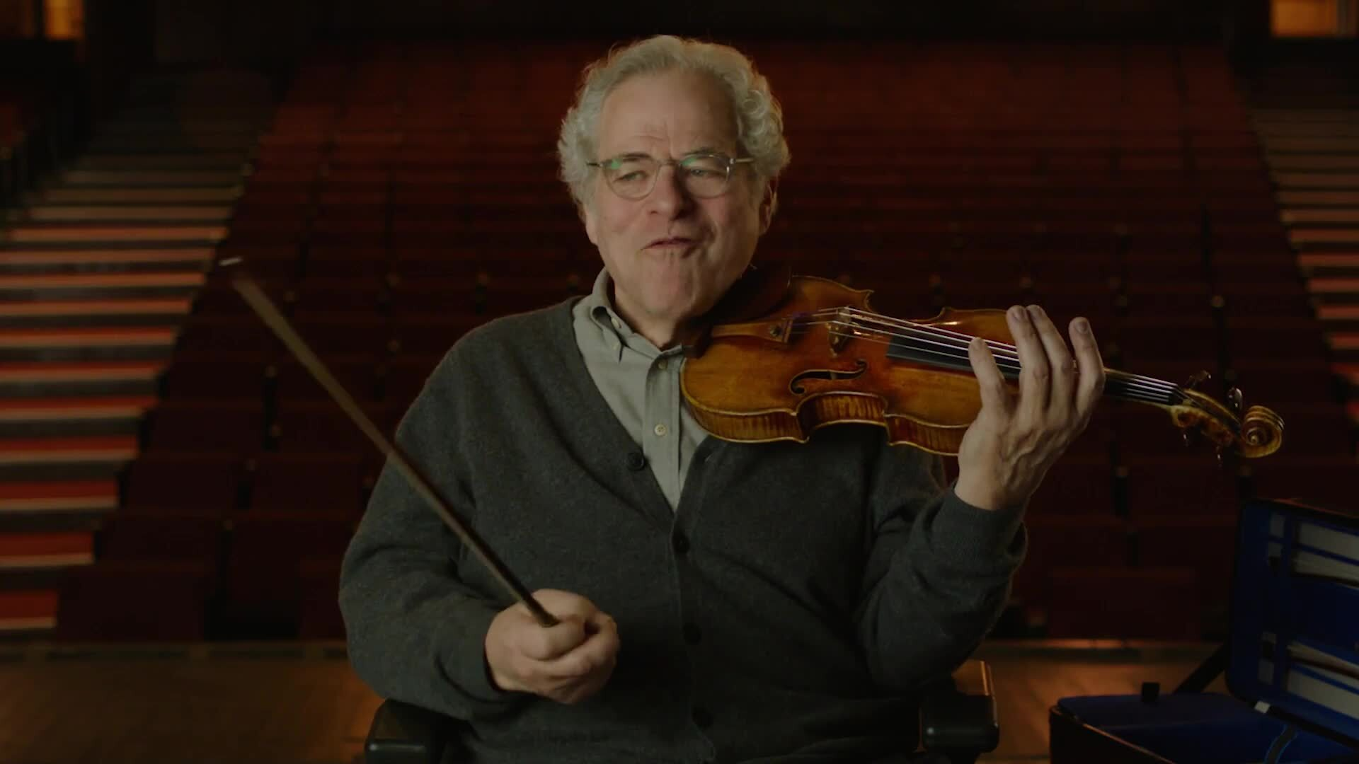 Violin Tips: How to Become a Better Violinist With Itzhak