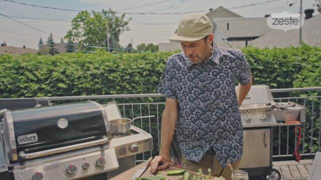 Marinade express pour piments jalapeños