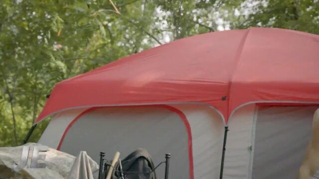Visite du «Camping» Notre-Dame