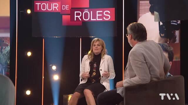 Sylvie Moreau et François Papineau reviennent sur la série «Catherine»