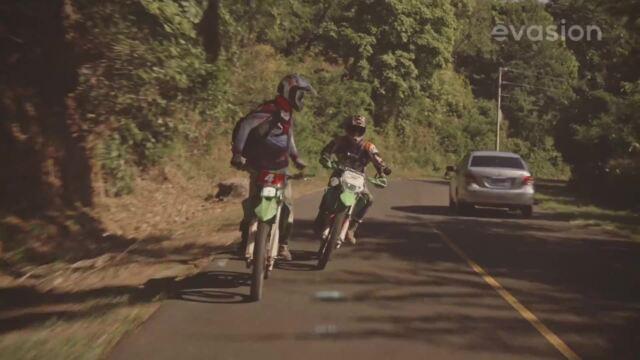 Tour de moto