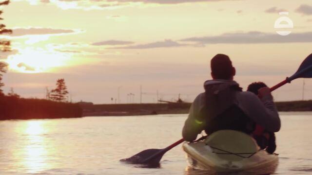 Kayak à Sainte-Anne-des-Monts