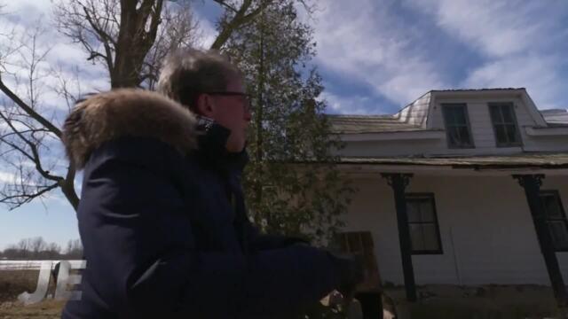 Une maison achetée sur la frontière pour le trafic d'armes à feu