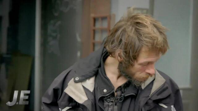 À la rencontre de Marc qui vit dans la rue