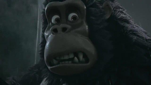 Kong; le roi des singes - Saison 1