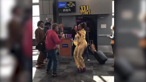 Southwest Airlines gets on the Soul Train for Halloween