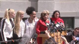 Allred's three words for Cosby: 'Guilty, guilty, guilty'