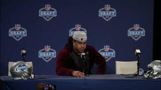 The Buccaneers haven't won a playoff game in more than a decade. Vita Vea thinks he can change that.