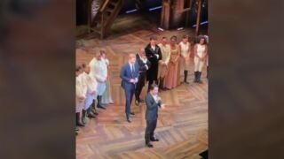 Prince Harry briefly auditions for Hamilton role after gala performance