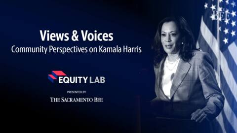 Watch — 'Views & Voices: Community Perspectives on Kamala Harris'