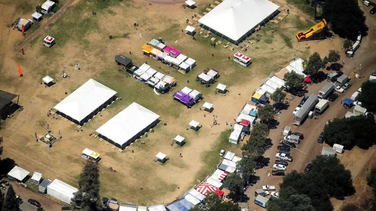 Lawsuit: California festival didn't plan for active shooter