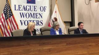 Candidates spar at Sacramento County district attorney forum