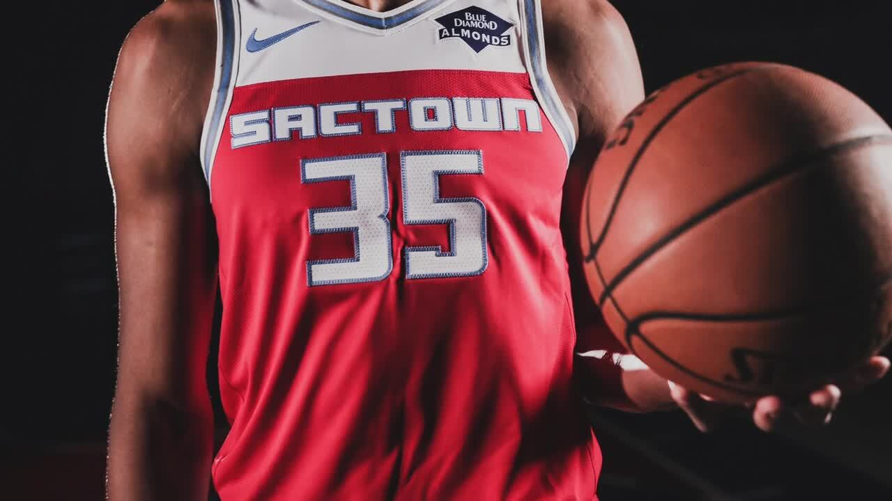 'Proud Past, Proud Future': Kings unveil City Edition uniforms ... and they're red
