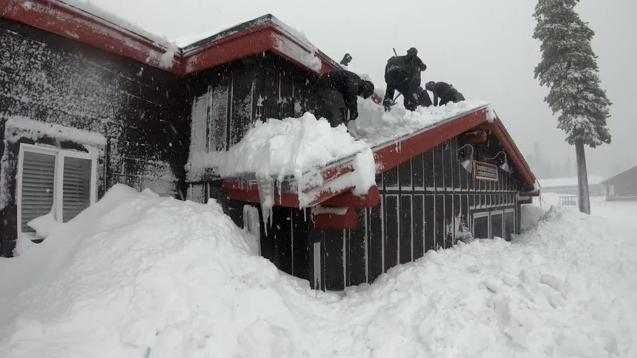 Can late snow save the ski season? Tahoe resorts rejoice after week of storms