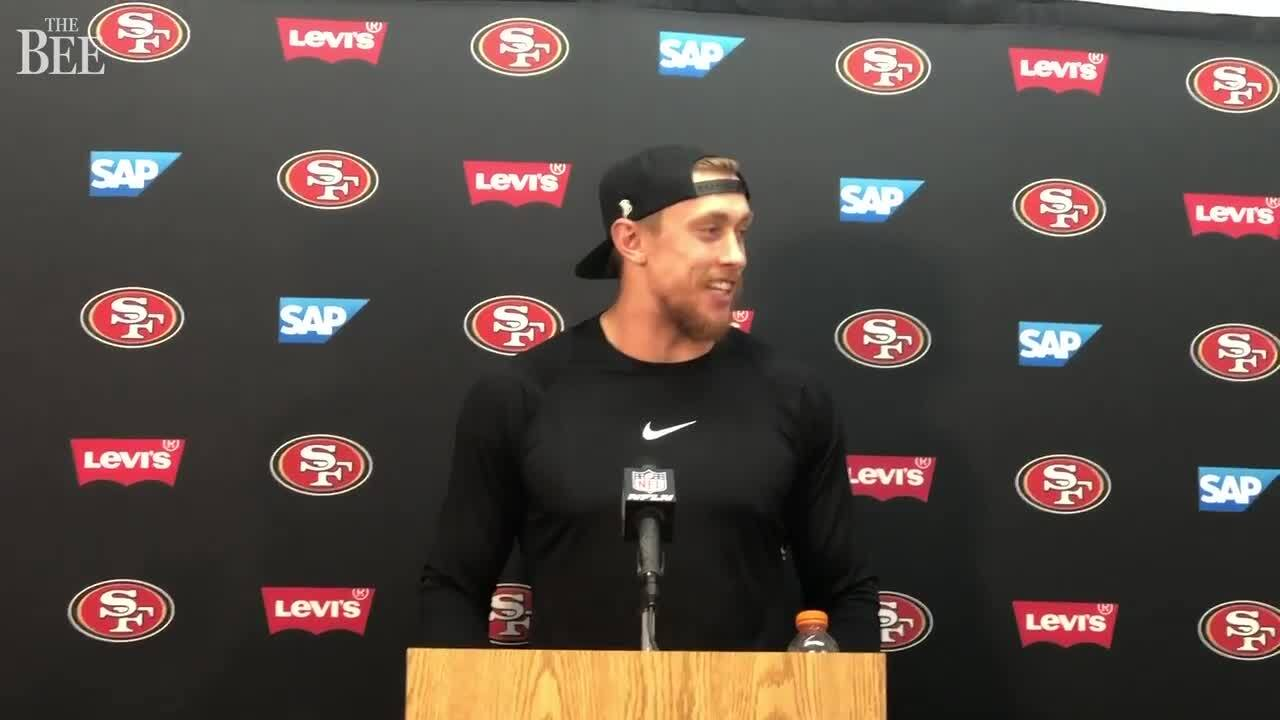 49ers notebook: Don't expect Sanders, Green or Sanu in San Fran; Staley could return