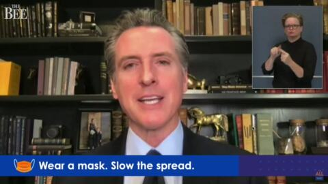 Newsom at home + Dianne Feinstein steps down as ranking member + Cannabis chief to leave