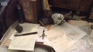 Tour Sherlock Holmes' 'private rooms' in Jackson