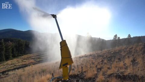 Squaw Valley firing up snow-making guns — here's when the Tahoe ski resort will open