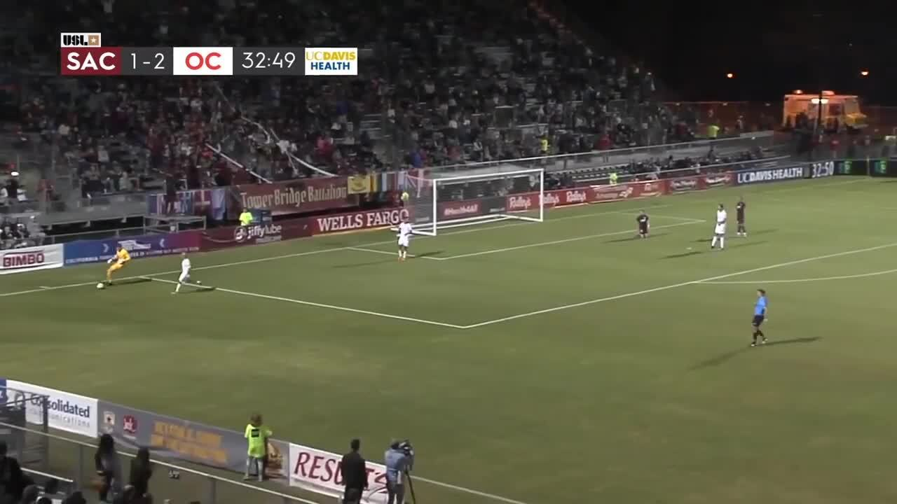 Highlights: Sac Republic FC falls 3-2, awaits playoff position